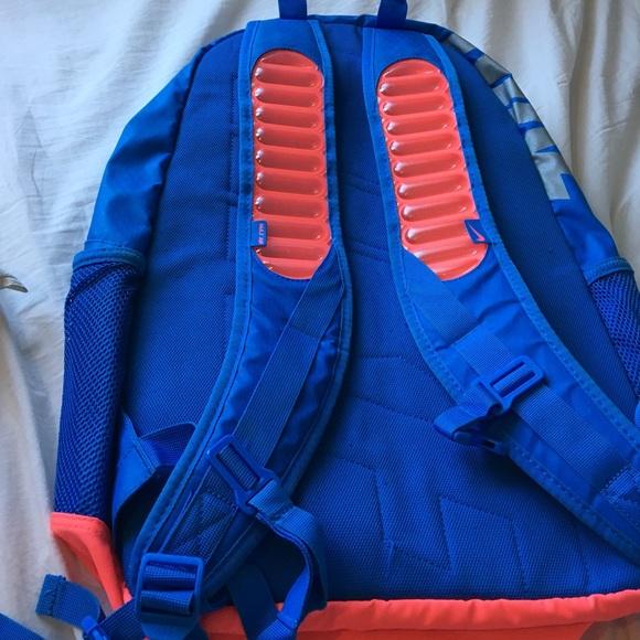 nike vapor backpack orange