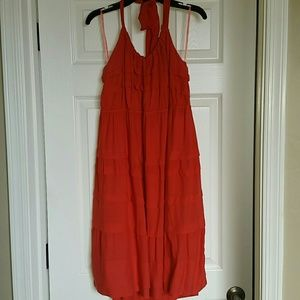A Pea in the Pod Maternity dress