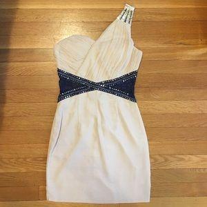 Little Mistress Dresses & Skirts - Little Mistress one shoulder dress