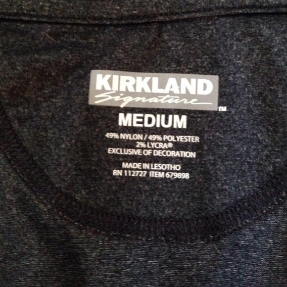 75% off KIRKLAND Signature Tops - Beautiful Women's Kirkland tee ...