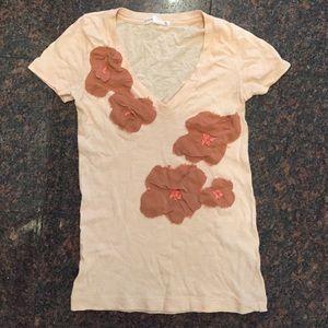 Jcrew cotton t shirt