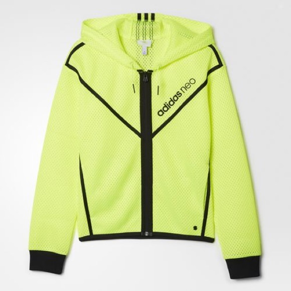 Adidas Giacche & Cappotti Donne Neo Maglie Giacca Poshmark