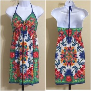 Moa Moa Dresses & Skirts - 🌴🎉HP 3/18🎉Moa Moa Floral Sundress Size M