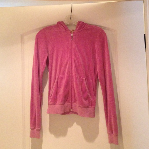 Juicy Couture Jackets & Blazers - Juicy Couture Velour Jacket