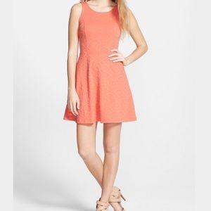 Frenchi Dresses & Skirts - Frenchi Coral Dress