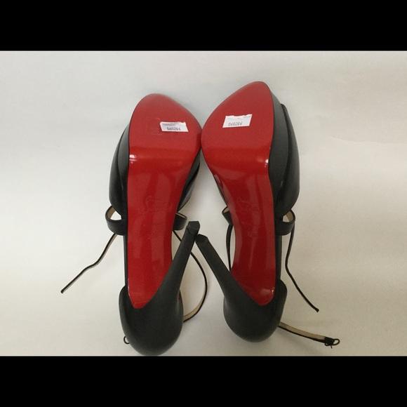 louboutin shoe prices - 36% off Christian Louboutin Shoes - Christian Louboutin Cross Me ...