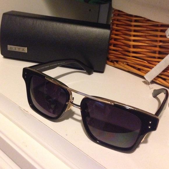04152860300 Dita Accessories - Authentic Brand New Dita Mach Three Black with box