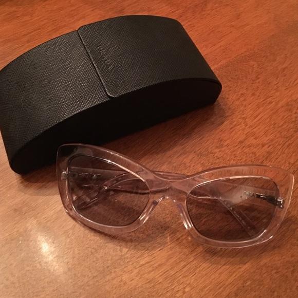 81f3d741f8a Prada Peaked Cat Eye Sunglasses - PR19MS. M 579039a8291a350fbd007ef5
