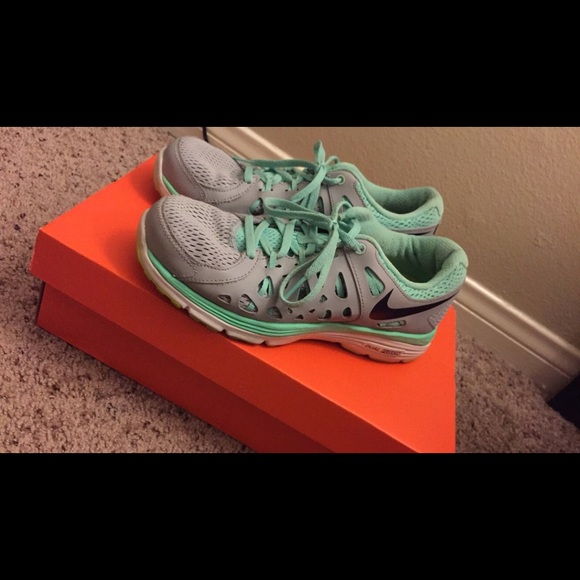 Christian Grey Nike Running Shoes