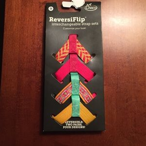 Chaco Shoes - New Reversiflip Chacos interchangeable strap set