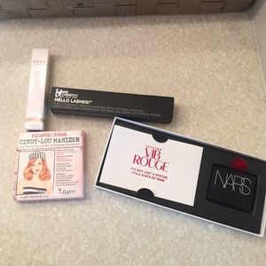 Bundle of 4 Makeup Items