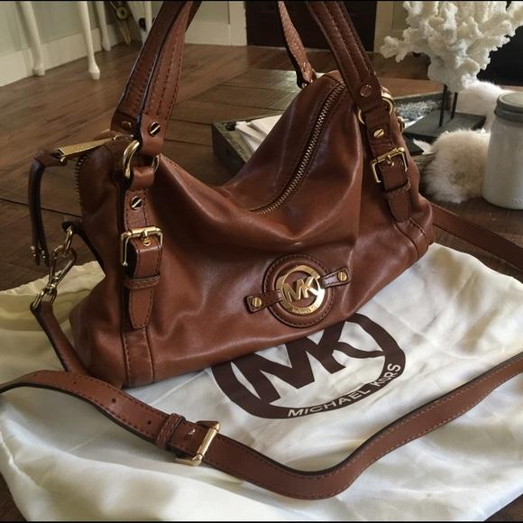 35a646c2d7 Super soft leather slouchy Michael kors bag. M 5790450c680278b73400a080