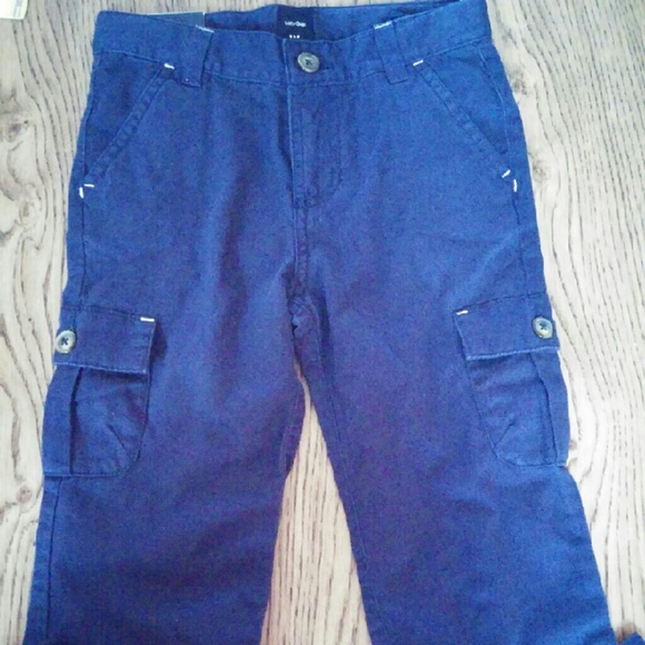 Gap Other - Back-to-School Navy Blue Capris GAP girl size 5T