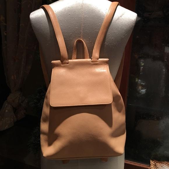 50% off Calvin Klein Handbags - Calvin Klein Natural Leather ...