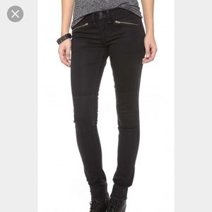 Rag & Bone Pants - Rag and bone black Ridley jeans