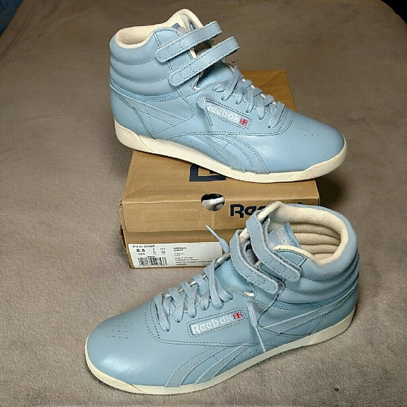 Reebok Freestyle Hi Spirit women s US 8.5 0bb8428b8