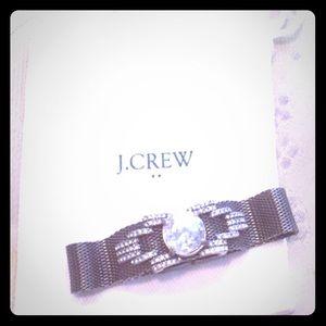 J. Crew Jewelry - J. Crew Deco Bracelet