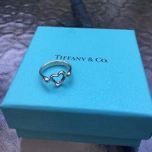 Tiffany & Co. Jewelry - Tiffany & Co. Elsa Peretti Open Heart Ring