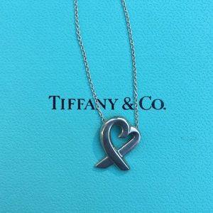 Tiffany & Co. Jewelry - Tiffany Paloma Picasso Loving Heart pendant, mini