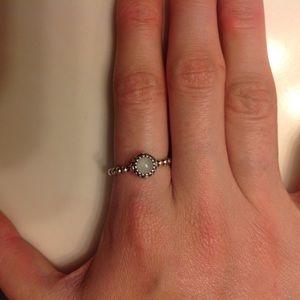 fdcfd79d6 ... australia pandora jewelry pandora march birthstone ring 8927a 0cf48