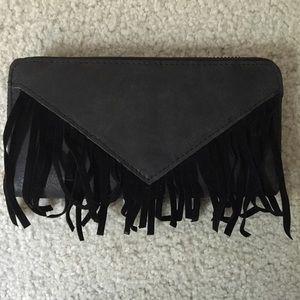 LF Handbags - LF fringe Wallet NWOT