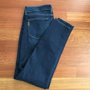 PAIGE PEG SUPPER SKINNY JEANS SIZE 30