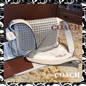 Limited edition BRAND NEW COACH BAG!!