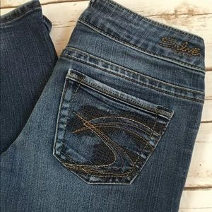 Silver Jeans - Silver Jeans Eden Low Rise Flare from Andrea&39s