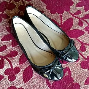 Ollio Shoes - Black Flats