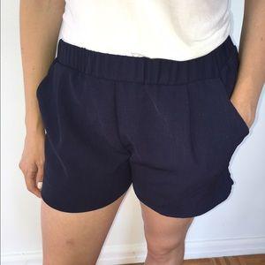 Drew navy Shorts with pockets. Brand new!