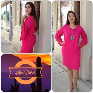 Almost Famous Dresses & Skirts - Plus Size Shift-Host Pick