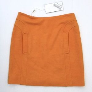 Versus By Versace Dresses & Skirts - nwt | versus by versace | saffron mini skirt