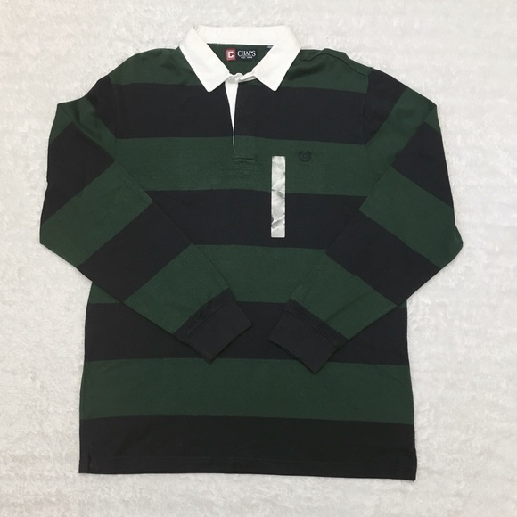 4d2e0170df4 Chaps Shirts | Rugby Shirt | Poshmark