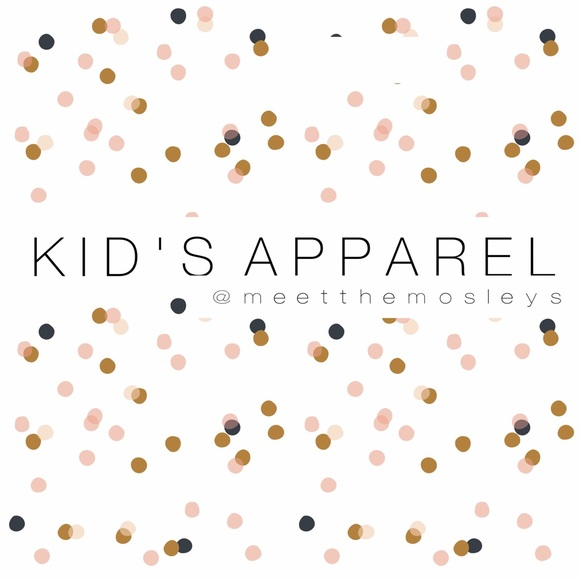 Gap Other - KIDS APPAREL NOW AVAILABLE!