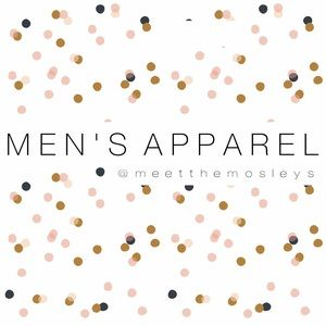 Gap Other - MENS APPAREL NOW AVAILABLE!