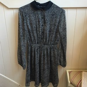 Zara Dresses & Skirts - 🛍FINAL MARKDOWN 🛍 Zara Cheetah Print Dress