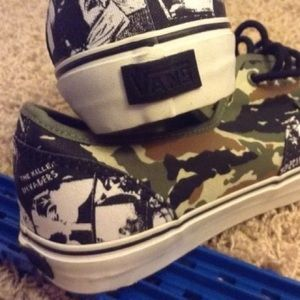 340447fa82 Vans Shoes - NEW Vans Syndicate China Girl Summer Weirdo Dave