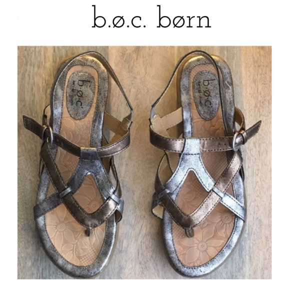 f6822f4eb606 b.o.c. Shoes - B.O.C. Børn Averie vegan sandals size 7