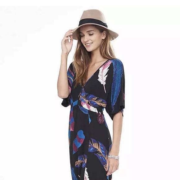 Express Dresses Feather Boho Maxi Dress Plus Size Poshmark