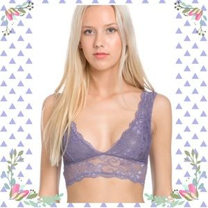 LDB Other - Price Drop!!🆕Purple Lace Bralette