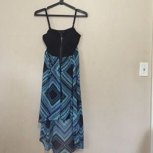 Material Girl (Macy's) high-low dress
