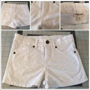 Cherokee Other - Cherokee girls shorts sz Small