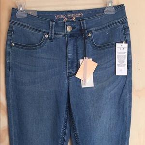 Melissa McCarthy Denim - Size 10 brand New Melissa Mcarthy Pencil jeans.