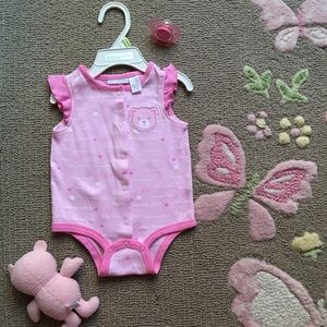 First Impressions Other - 🍃🌺Adorable Body suit🍃🌺0-3 & 3-6m