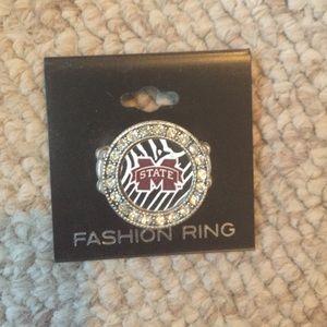 Jewelry - SOLDDDDD Mississippi state ring