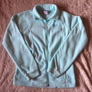 Columbia Other - 👧🏻MAKE OFFERS👧🏻 Girls Columbia fleece jacket