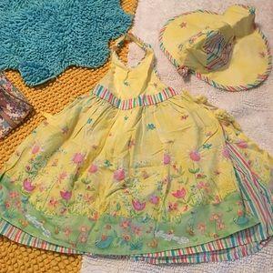 Simplicity Other - Host Pick! Simplicity Daisy Kingdom sun dress