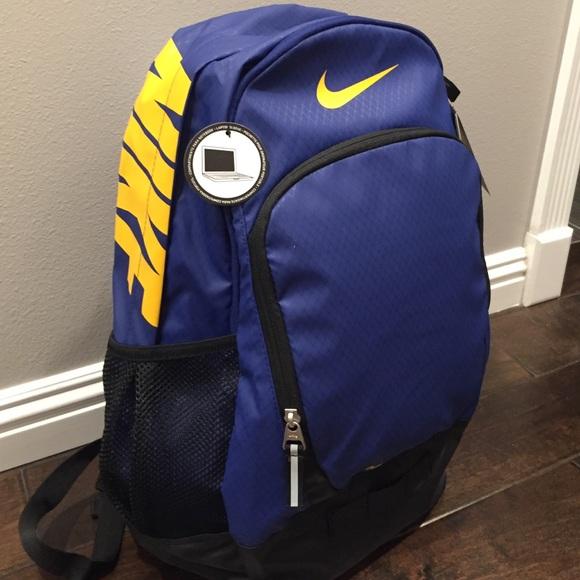 db0296e6f32 Nike Bags   Team Training Max Air Large Backpack   Poshmark
