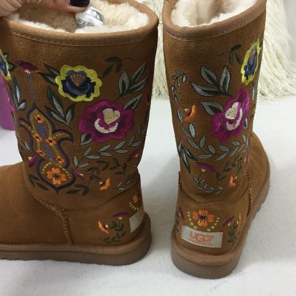 ugg boot suede dye