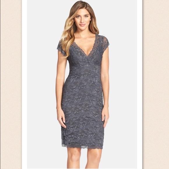 Layered Lace Dresses